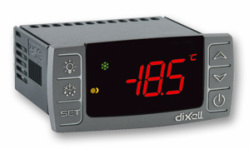 digital freezer controller