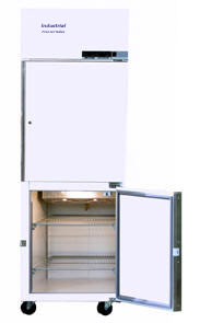 industrial combo fridge freezer