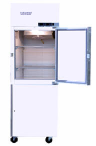 lab combo fridge freezer