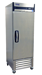 All stainless refrigerator